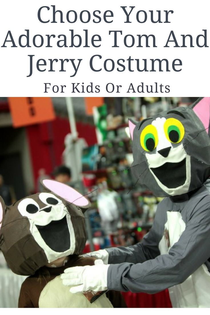 check out these wonderful tom and jerry halloween costumes