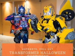 Transformer Halloween Costumes