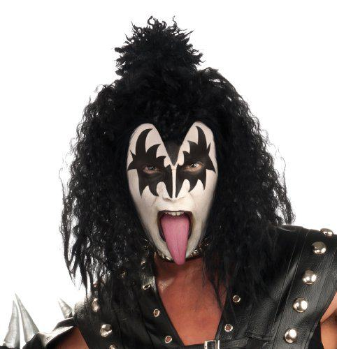Kiss Out Of Makeup: KISS Halloween Costumes