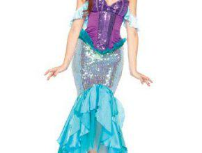 The Little Mermaid Costumes