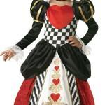Queen Of Hearts Halloween Costumes