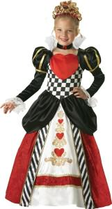 Queen Of Hearts Halloween Costumes