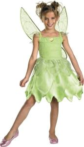 Disney Tinkerbell Halloween Costumes For Girls