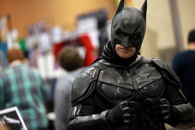 Batman Costume Ideas