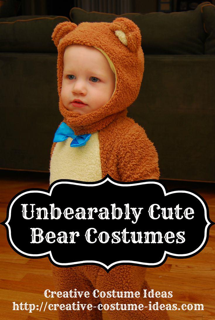 Bear Halloween Costumes