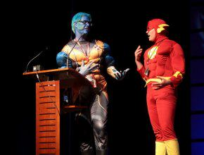 The Flash Halloween Costumes