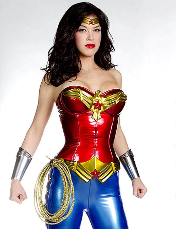Super DC Heroes Wonder Woman Costume