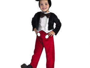 Disney Mickey Mouse Halloween Costumes For Boys
