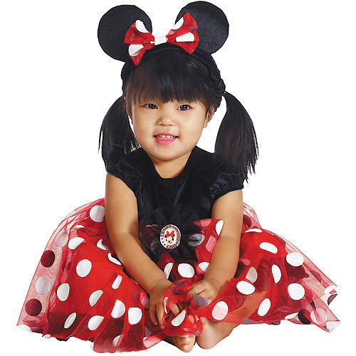 Disney Minnie Mouse Halloween Costumes For Girls