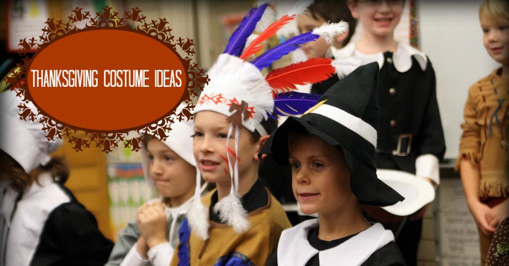 Thanksgiving Costume Ideas
